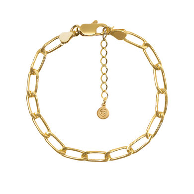 BOND CHAIN GOLD BRACELET