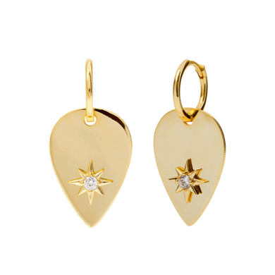 ARPEGGIO GOLD EARRINGS