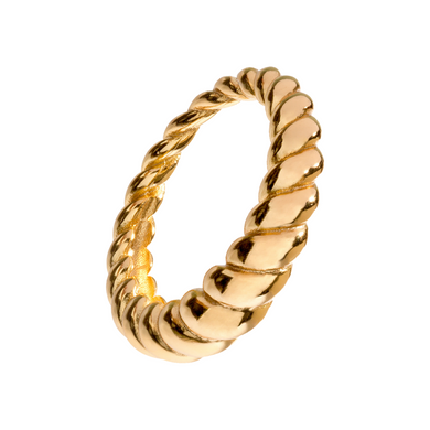 CHLOE GOLD RING