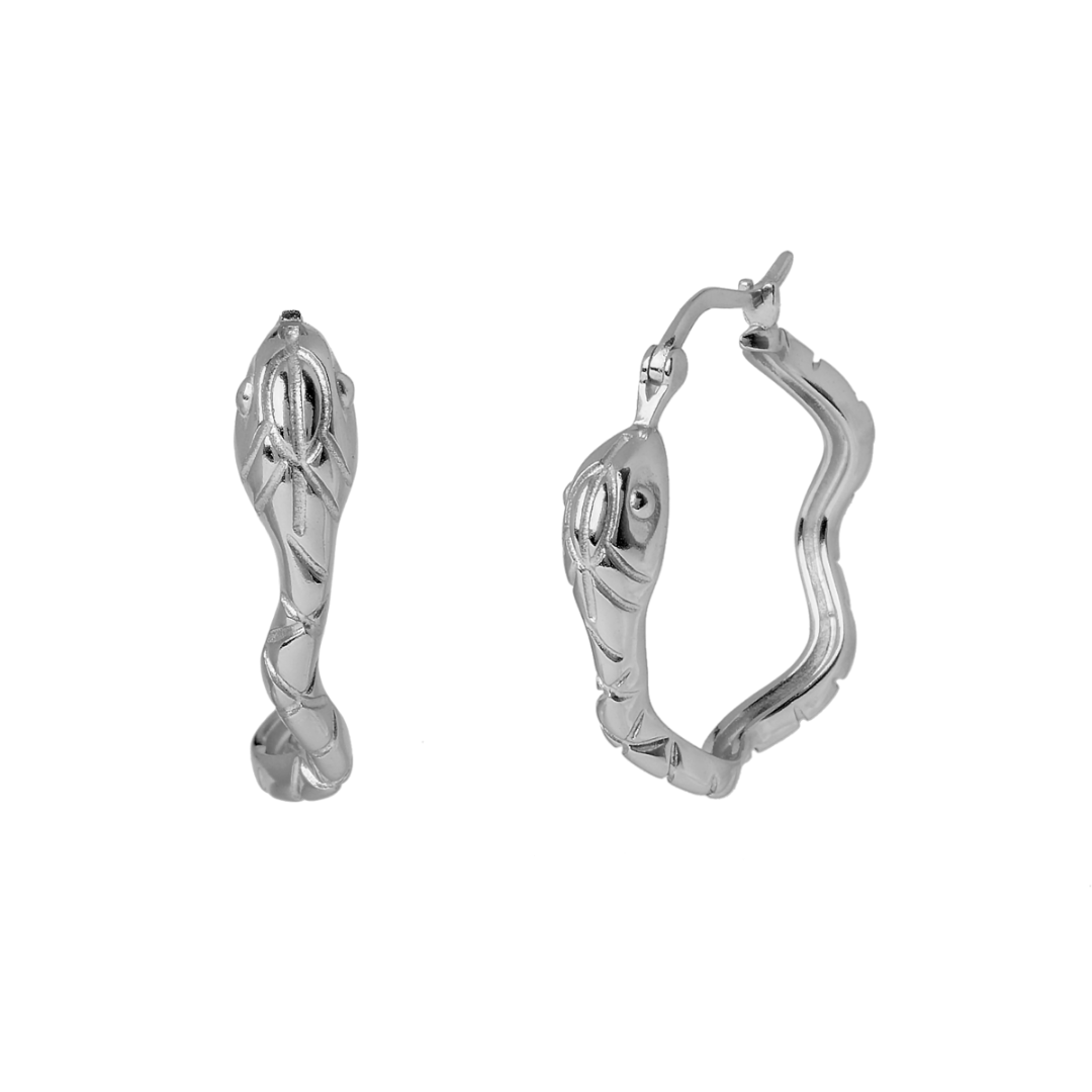 IVY SILVER EARRINGS