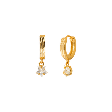 ARIA GOLD EARRINGS