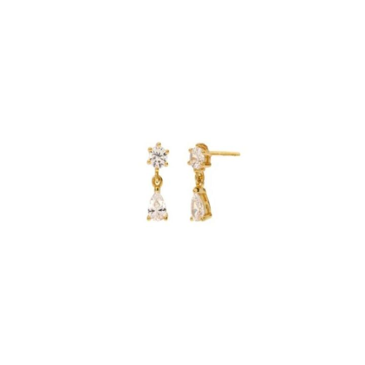 VITA GOLD EARRINGS