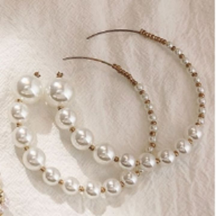 BRIN PEARL EARRINGS
