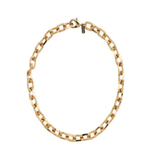CELINE CHAIN LINK NECKLACE