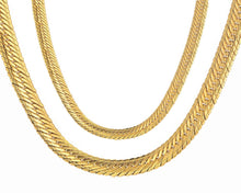 Load image into Gallery viewer, HAWAI GOLD NECKLACE