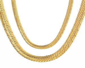 HAWAI GOLD NECKLACE