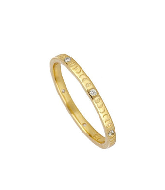 HILL GOLD RING