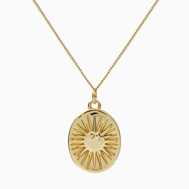 LUMIERE GOLD NECKLACE