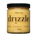 Drizzle Golden Raw Honey