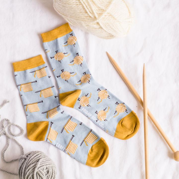 Women's Knitting Socks