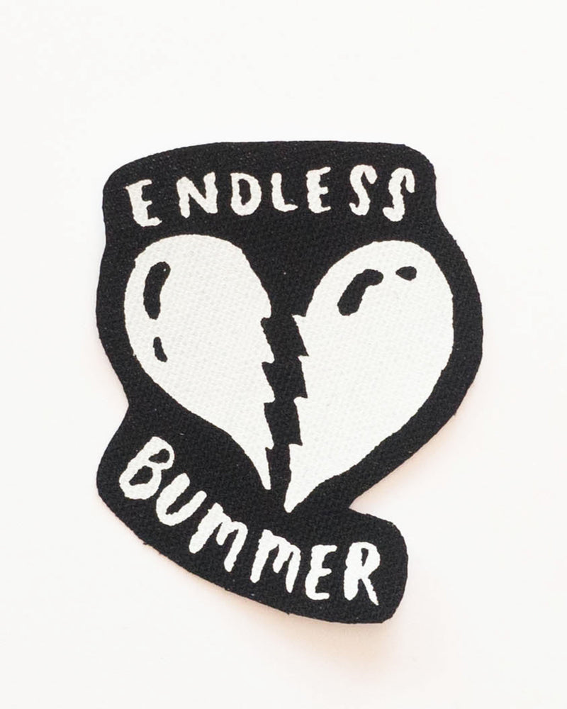 Endless Bummer Iron-On Patch