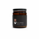 Glass Candle | Black - 6 Field House Scents