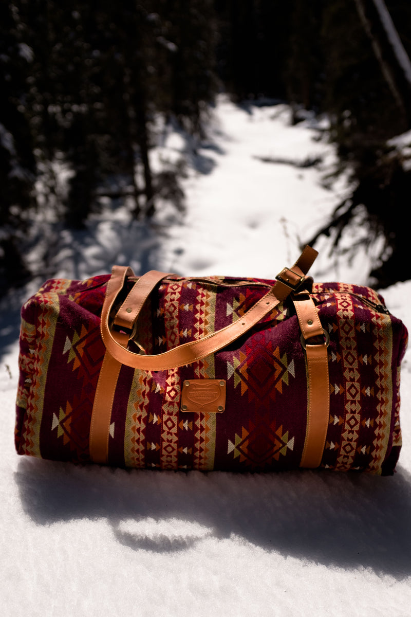 Weekend Traveller Bag - The Market Collective