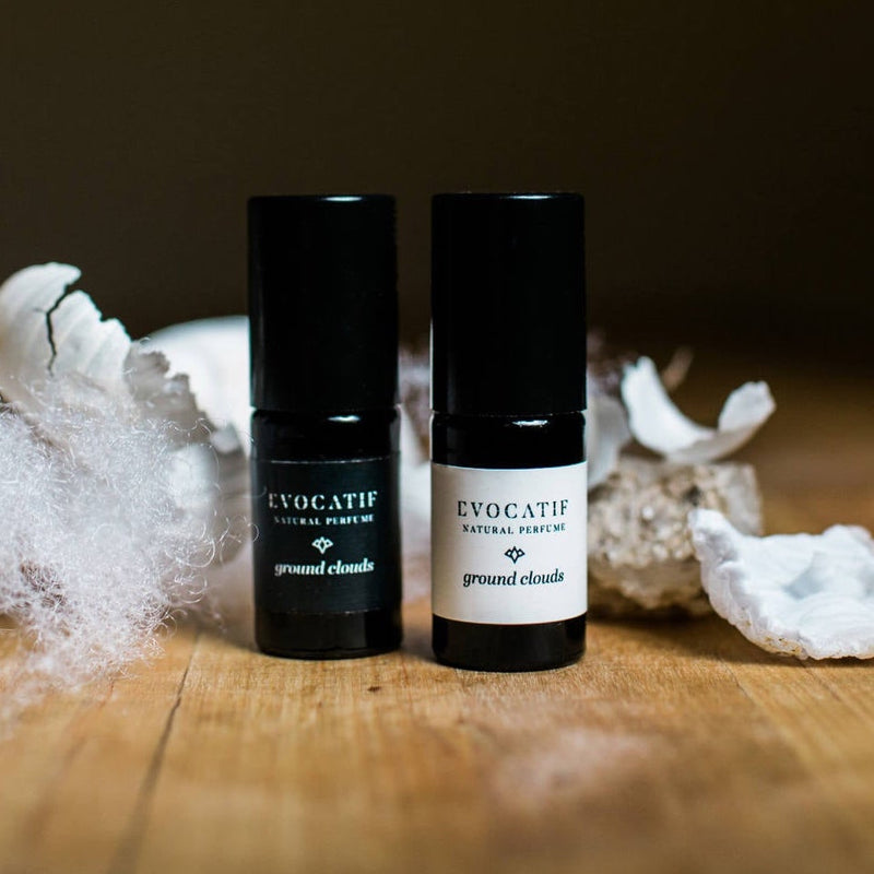 Ground Clouds Natural Perfume