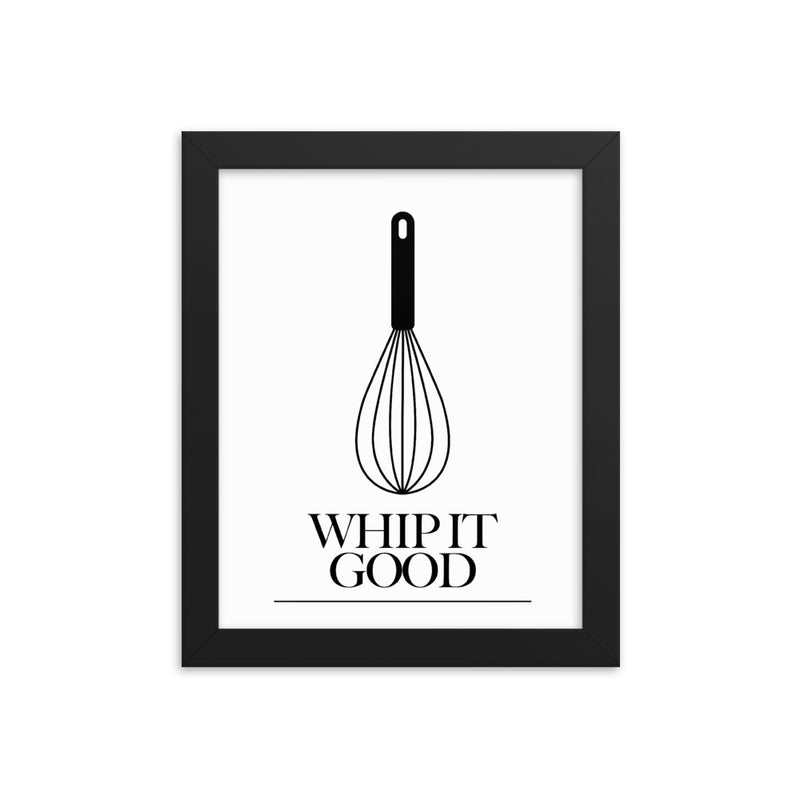 Whip It Good Print