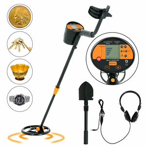 TRUFind Deep Sensitive Metal Detector for Gold, Coins & Jewelry