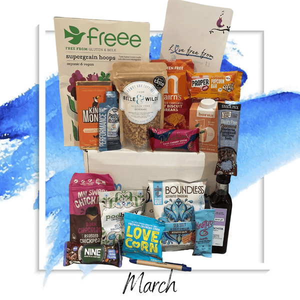 Gluten Free Discovery Subscription Box