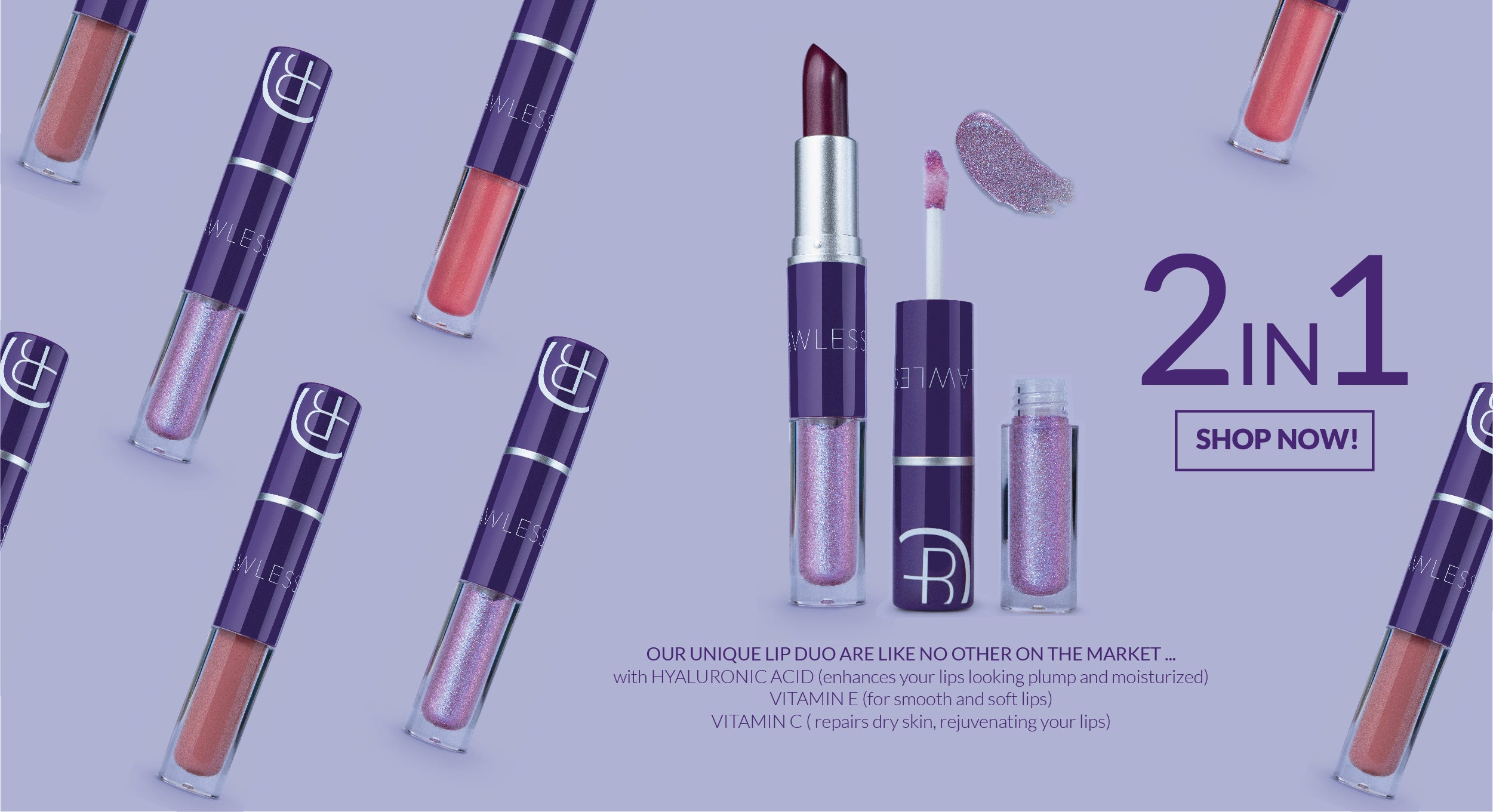Be Flawless Cosmetics
