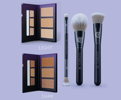 SET # 4 (SET & CONTOUR essentials)