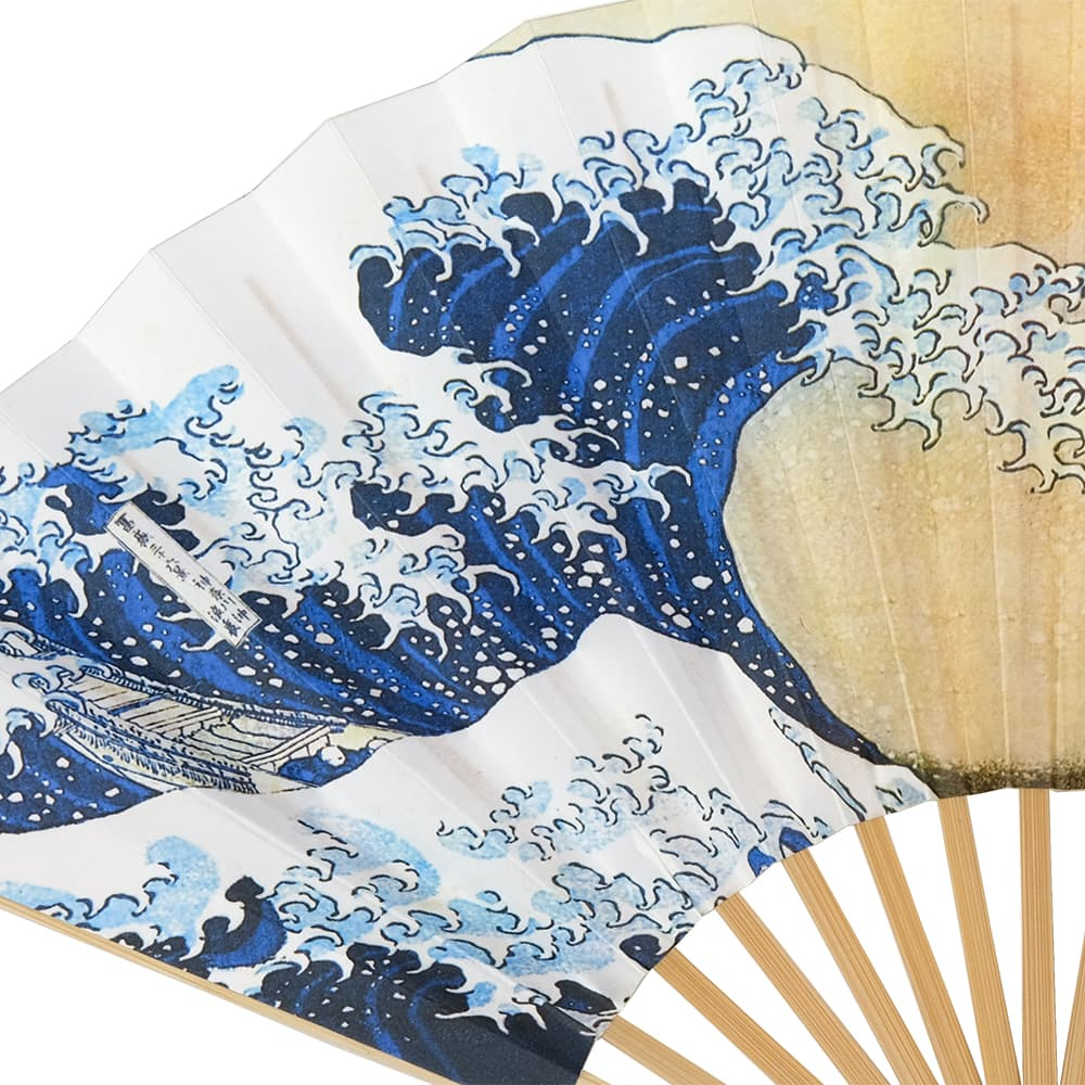 Edo Sensu No.2 Ukiyo-e Thirty-six Views of Tomitake Hokusai The Great Wave off Kanagawa