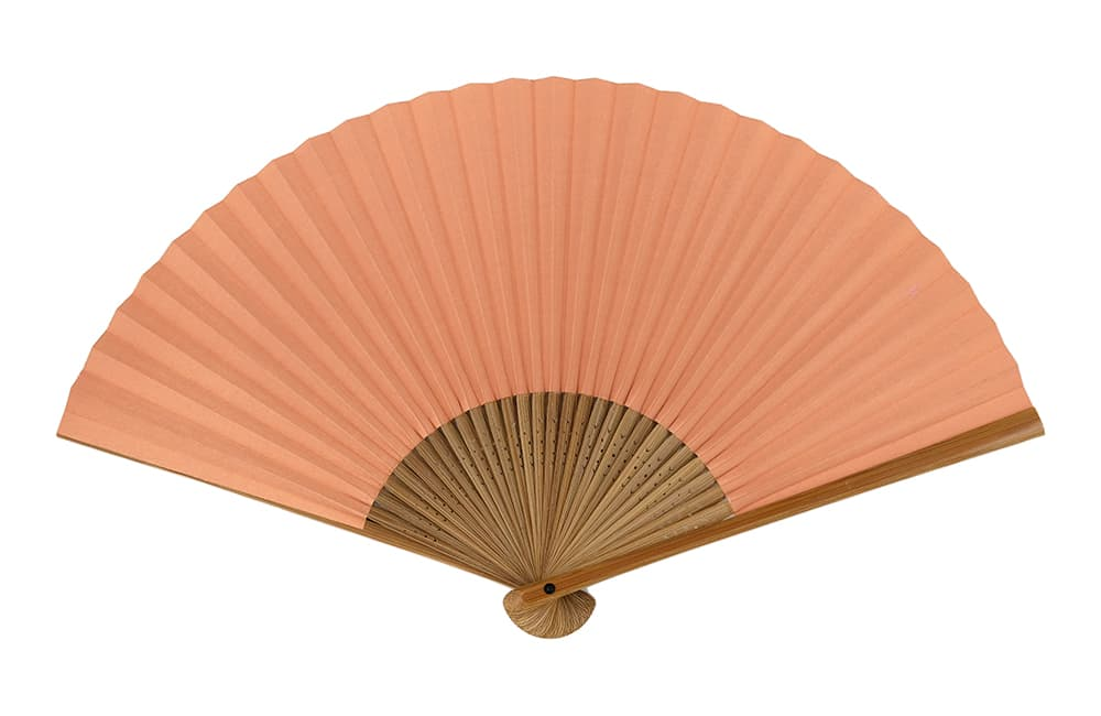 Lebissing Fan Orange Women's