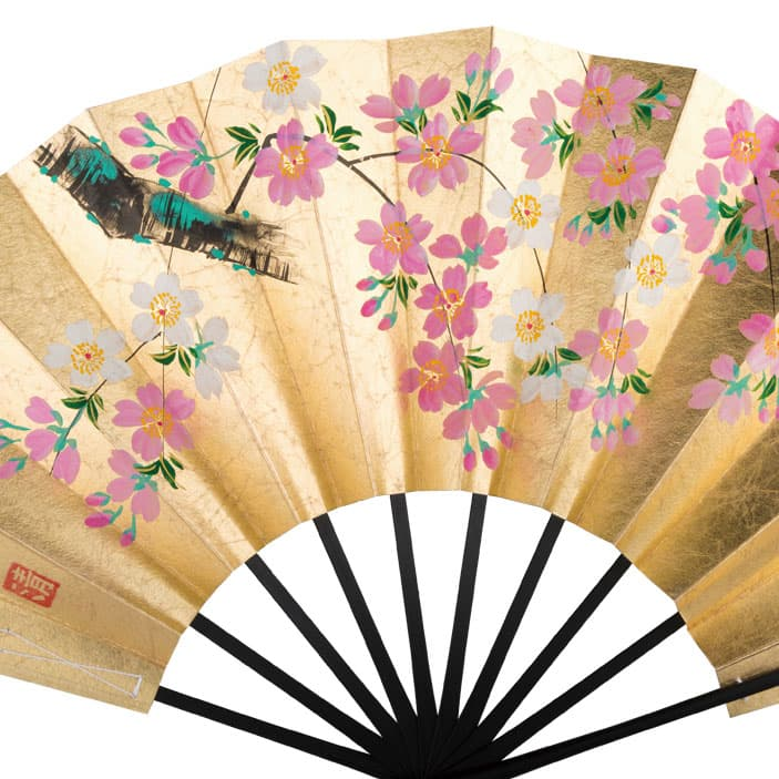7-14 Book fir foil Sakura / Autumn leaves