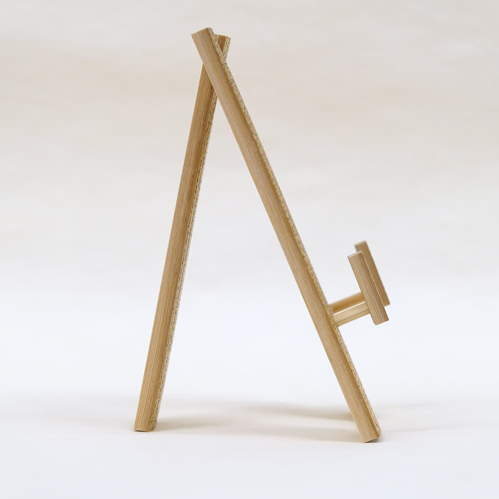 A fan stand for Edo Sensu(22.5cm) - Sesame bamboo