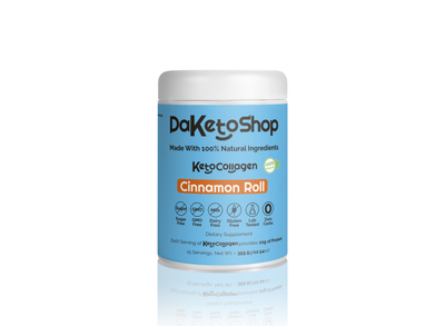 Keto Collagen Peptides + MCT