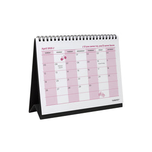 holiday planner calendar april 2020
