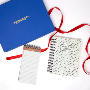 Someday diary and weekly planner in gift box