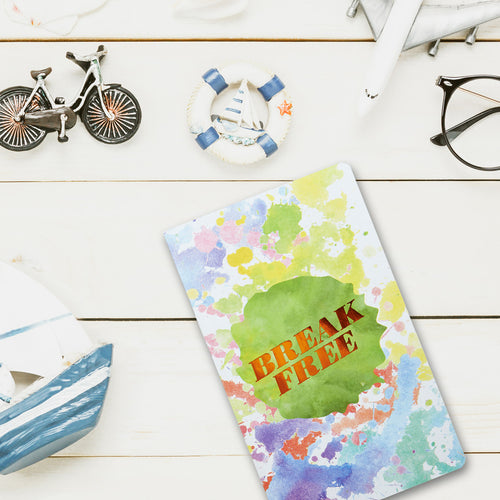 Break free compact notebook