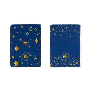 back cover designs of pocket books with stars