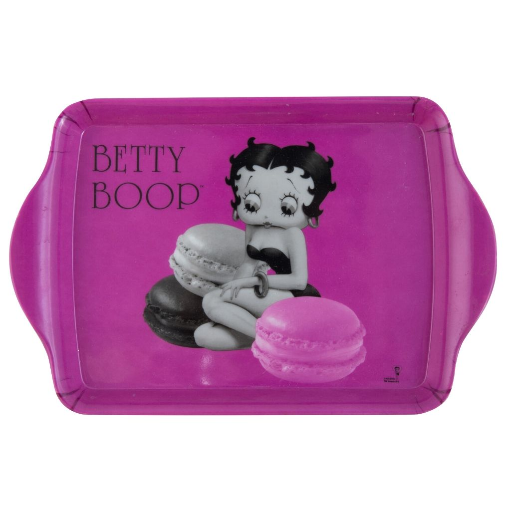 Serve almost anything with this fun tray. Perfect for parties or everyday usage, it is a great addition to your kitchen and dining collection. It is also a fabulous gifting idea and can even be used to layout other knick knacks as gifts and create a mini hamper for that special someone. Material: Melamine