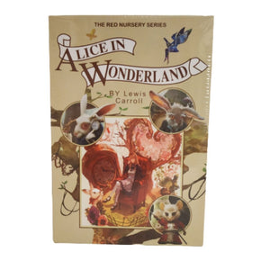 Book safe alice in wonderland cover