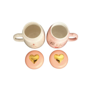 Ceramic Mug Set - Be Mine