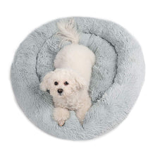 Load image into Gallery viewer, Calming Bed For Dogs & Cats Anti Anxiety - LazySelect