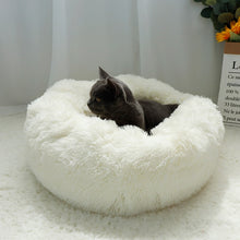 Load image into Gallery viewer, Anti Anxiety Pet Calming Bed For Dogs and Cats - LazySelect