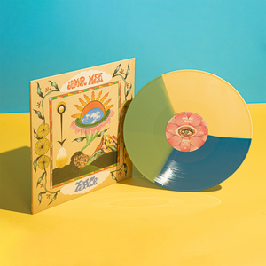 SOLD OUT: Junior Mesa - Peace (Limited Edition Vinyl)