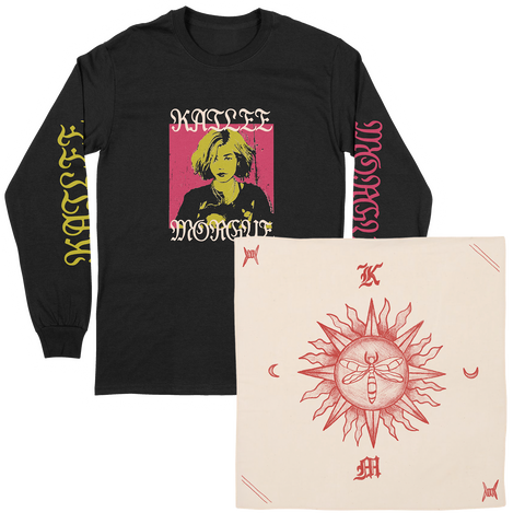 Photo Longsleeve + Bandana Bundle