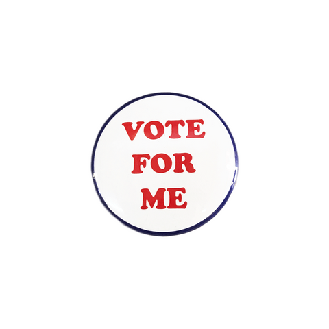 THE SPECIALS VOTE FOR ME BUTTON