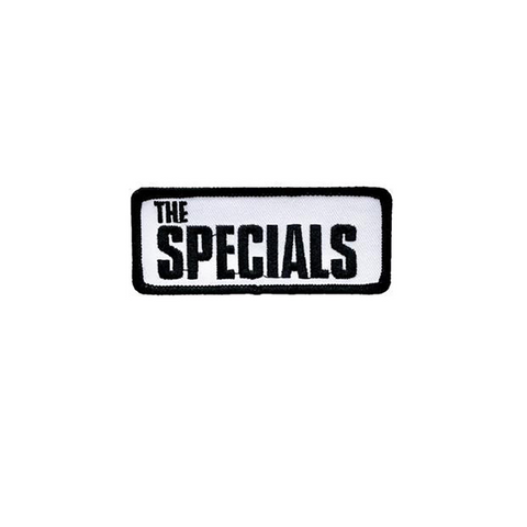 THE SPECIALS LOGO PATCH