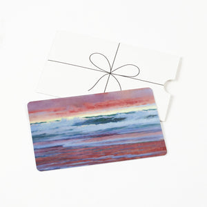 William Blair Bruce Giftcard
