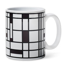 Load image into Gallery viewer, Mondrian Colour Change Mug