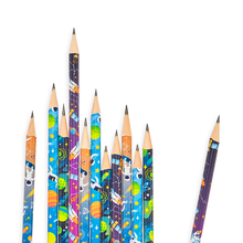 Load image into Gallery viewer, Astronaut Pencils Set of 12