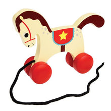 Load image into Gallery viewer, Charlie The Circus Horse Pull Toy