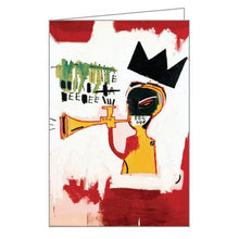 Load image into Gallery viewer, Basquiat Fliptop Boxed Cards
