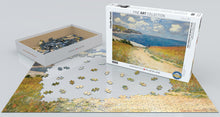 Load image into Gallery viewer, Path Through the Wheatfields Puzzle