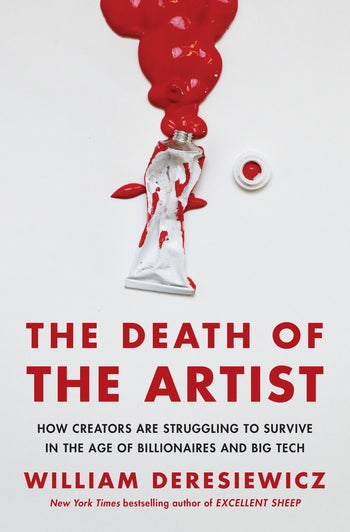 The Death of the Artist (November book club selection)
