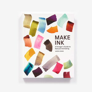 Make ink book, ink art book
