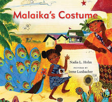 Load image into Gallery viewer, malaika's costume, malaika's costume by nadia hohn, nadia hohn books,